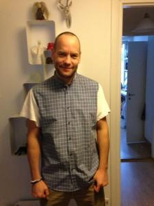 Almeling i Ylvas skjorta