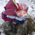 refo-paket i snön